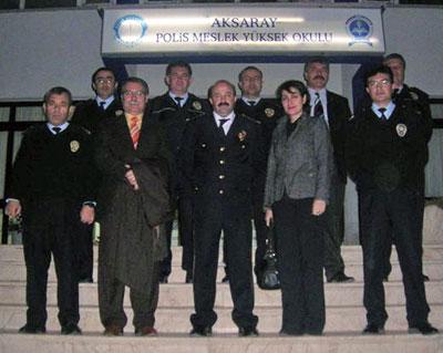 Aksaray polis meslek yüksek okulu